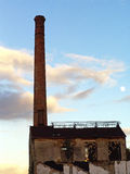 factory ruins Royalty Free Stock Images