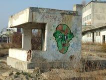 Factory ruins Royalty Free Stock Image