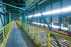 Factory shop Stock Image