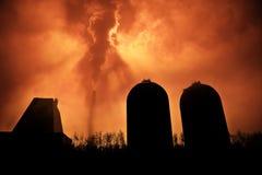 Factory Smoke Stock Photos