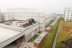 Factory Royalty Free Stock Photo