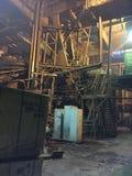 Factory& x27; tienda de s Imagenes de archivo