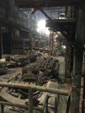 Factory& x27; tienda de s Foto de archivo libre de regalías