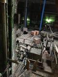 Factory& x27; tienda de s Fotografía de archivo libre de regalías