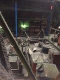 Factory& x27; tienda de s Imágenes de archivo libres de regalías