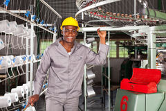 Factory worker Stock Images