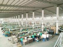 Factory workshop Stock Images