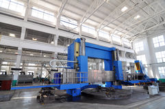 Factory workshop panorama Royalty Free Stock Photos