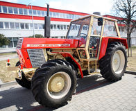 Factory of Zetor Tractors royalty free stock images