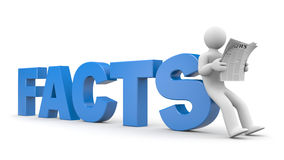 Facts Stock Photography