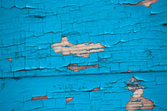 Facture of old chappy paint wall Royalty Free Stock Photography