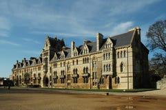 Faculdade da igreja de Christ, Oxford fotografia de stock