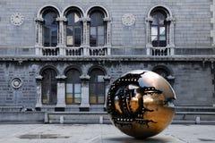 Faculdade da trindade Foto de Stock Royalty Free