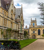 Faculdade da trindade Imagens de Stock Royalty Free