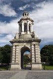 Faculdade da trindade, Irlanda foto de stock
