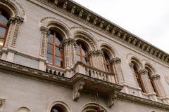Faculdade da trindade, universidade de Dublin Fotografia de Stock