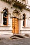 Faculdade da trindade, universidade de Dublin Imagens de Stock
