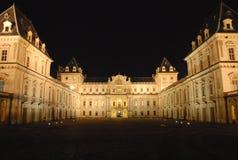 Faculdade de arquitetura em Turin em Piedmont (Itália) Imagem de Stock Royalty Free