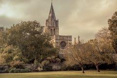 Faculdade de Christchurch Foto de Stock Royalty Free