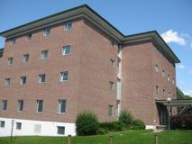 Faculdade de estado de Castleton Fotos de Stock Royalty Free