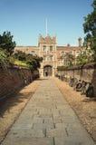 Faculdade de Jesus, Cambridge Foto de Stock