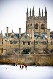 Faculdade de Merton Imagens de Stock Royalty Free
