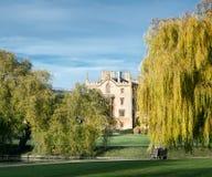 A faculdade de St John Foto de Stock Royalty Free