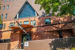 Faculdade de universidade de McGill de lei librairy Imagens de Stock