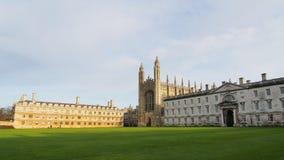 A Faculdade do rei Fotos de Stock Royalty Free