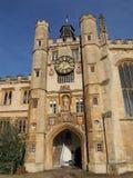 A Faculdade do rei Imagem de Stock Royalty Free