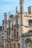 A faculdade do rei representada o 23 de maio de 2013 em Cambridge, Inglaterra Fotografia de Stock