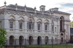 A faculdade do rei representada o 23 de maio de 2013 em Cambridge, Inglaterra Imagem de Stock Royalty Free
