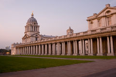 Faculdade naval real Imagem de Stock Royalty Free