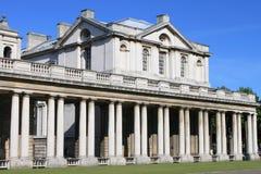 Faculdade naval real em Greenwich Fotografia de Stock
