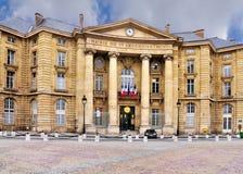 Faculté de droit, Sorbonne Photographie stock libre de droits