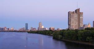 Facultad de Derecho de la universidad de Boston Imágenes de archivo libres de regalías