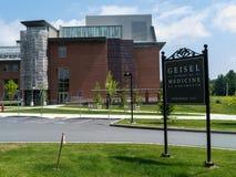 Facultad de Medicina de Geisel en Dartmouth Fotografía de archivo libre de regalías