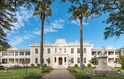 Faculteit van Theologie van de Universiteit van Stellenbosch stock foto