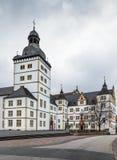 Faculteit van Theologie in Paderborn, Duitsland royalty-vrije stock afbeeldingen