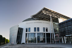 Faculteit van Werktuigbouw - Technische Universiteit, München, Duitsland Royalty-vrije Stock Foto