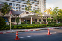 Faculty of Education building in Chulalongkorn University Royalty Free Stock Photo