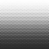 Fade gradient pattern. Vector grade seamless background. Fade gradient pattern. Vector gradient seamless background. Gradient halftone texture Stock Photography