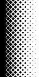 Fade gradient pattern. Vector gradient seamless background. Gradient halftone texture Royalty Free Stock Photography