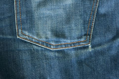 Fade jeans Stock Image