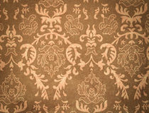 Faded brown vintage background Royalty Free Stock Image