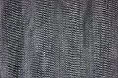 Faded denim fabric texture Royalty Free Stock Photo