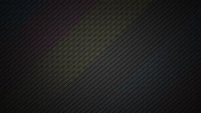 Faded Diagonal Stripe Metall Textured Abstract Background in Dark Colors Pink, green , and Yellow Royalty Free Stock Image