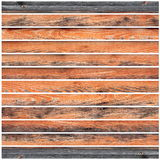 Faded grungy wooden planks Stock Photography