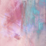 Faded pink scratched background, pastel colored Stock Photo
