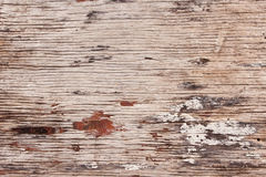 Faded Weathered Wood Background Stock Photo